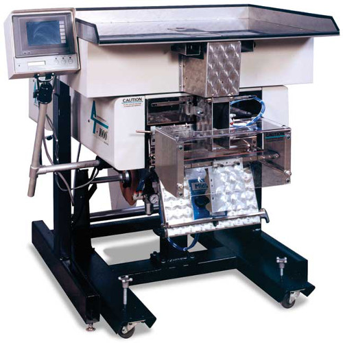 "Packaging Products Ultra-Scale Semi-Automatic ""Flip"" Net-Weigh/Counting Scale (US-5000) Image 1"
