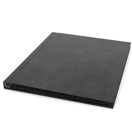 Executive Suede Hard Covers