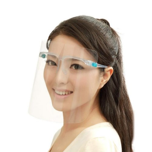 Eyeglass Face Shield (Reusable) (MIS-EGSF) Image 1