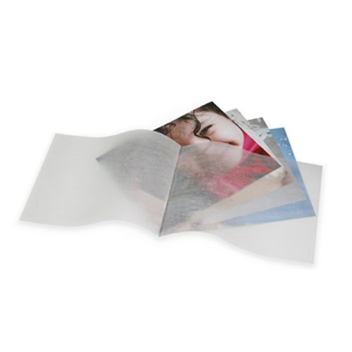 White Powis Parker / Fastback Photopress Supplies Image 1