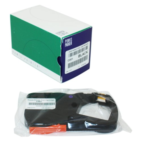Black Powis Parker / Fastback Printer Cartridges Image 1