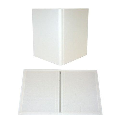 "Powis Parker Fastback White Composition 10"" x 10"" Hard Covers (HVCT-SX), Powis Parker brand Image 1"