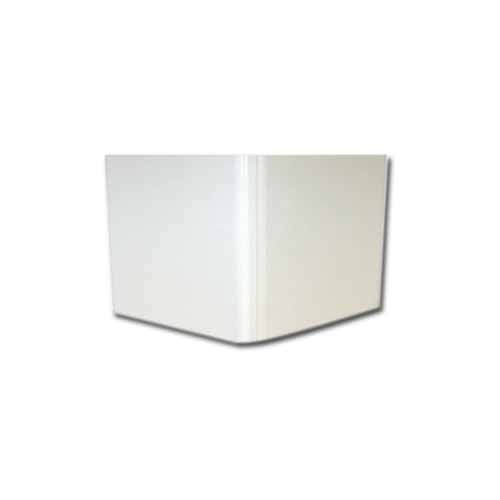 "Powis Parker Fastback White Composition 8"" x 8"" Hard Covers (1"" Spine D) - 25pk (HECTD-SX) Image 1"