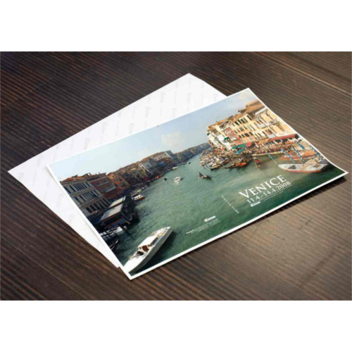 "Fastbind 12.9"" x 19.7"" Laser Printable Tacking Sheets - 50pcs (FBLSTACKREG) Image 1"