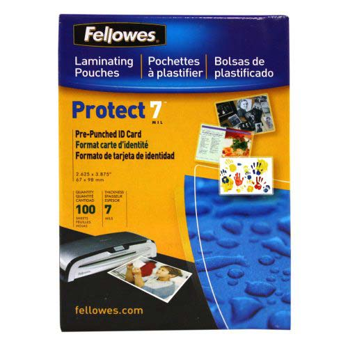 Fellowes 7 Mil