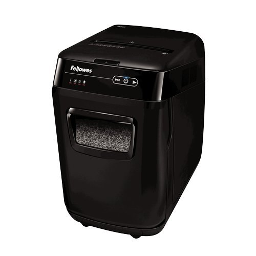 Fellowes AutoMax 200M Auto Feed Level P-5 Micro-Cut Shredder (4656201) Image 1