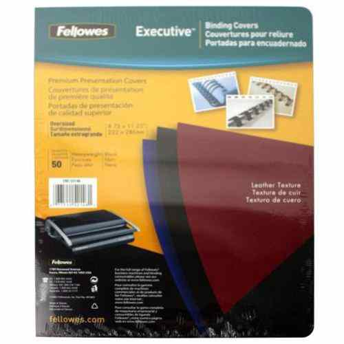 Fellowes Executive Binding Covers Image 1
