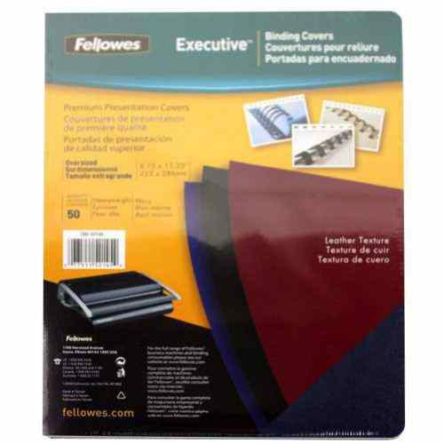Executive Oversize Binding Covers Image 1