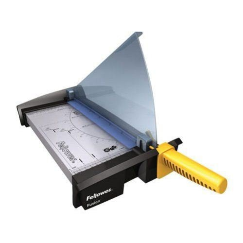 Fellowes Safe Cut Paper Guillotine Image 1