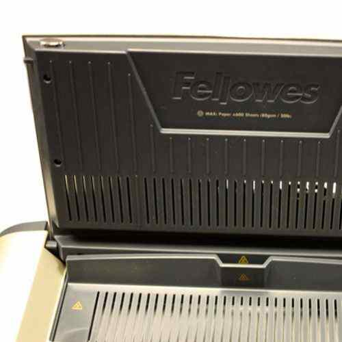 fellowes binding machine helios 60 thermal