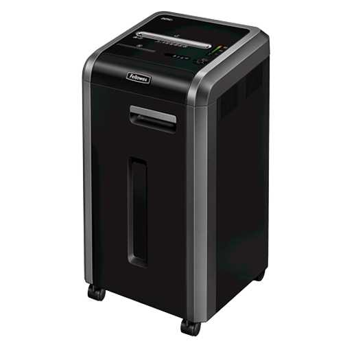 Fellowes Powershred 225Ci Cross Cut Paper Shredder (3825001) Image 1