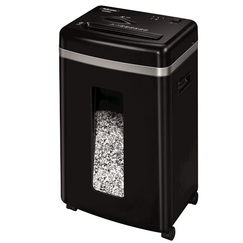 Fellowes Powershred 450M Level P-5 Micro-Cut Shredder (4074001) Image 1
