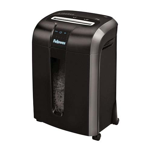 Fellowes Cross Cut Paper Shredder Image 1