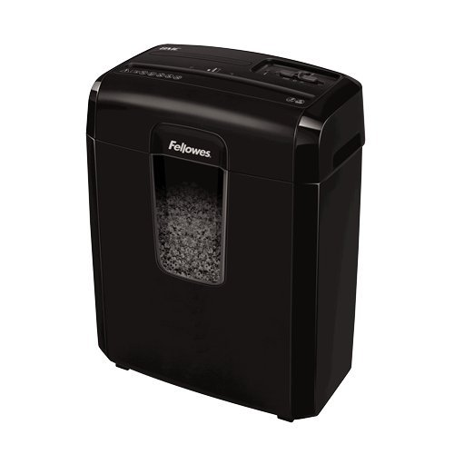 Fellowes Powershred 8MC Level P-4 Micro-Cut Shredder (4776001) Image 1