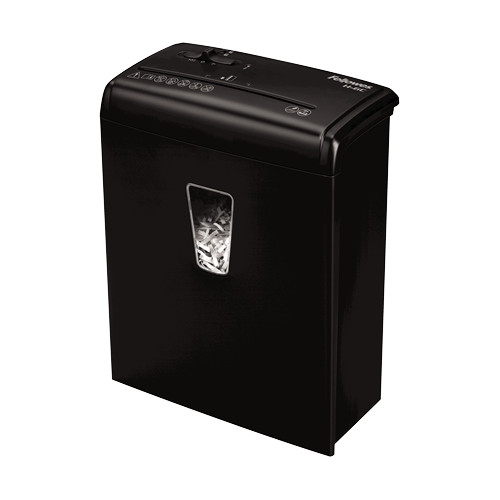 Black Paper Shredder Image 1