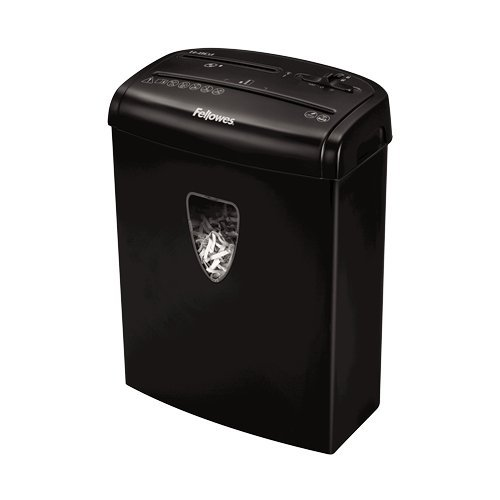 Fellowes Powershred H-8C Level P-4 Cross-Cut Shredder (4684301) Image 1
