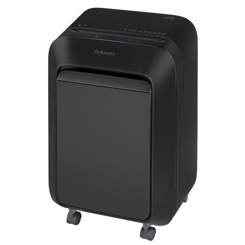 Fellowes Powershred LX210 Black Level P-4 Micro-Cut Shredder (5015201) Image 1
