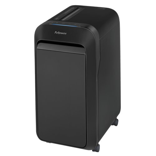 Fellowes Powershred LX220 Black Level P-4 Micro-Cut Shredder (5015401) Image 1