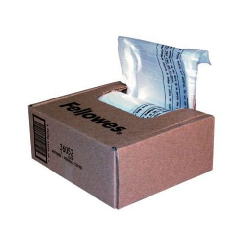 Fellowes Powershred Personal Shredder Bags (36052) Image 1