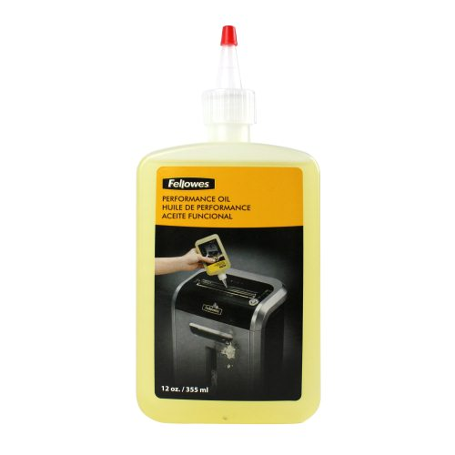 Fellowes Powershred Shredder Oil and Lubricant 12oz (35250) Image 1