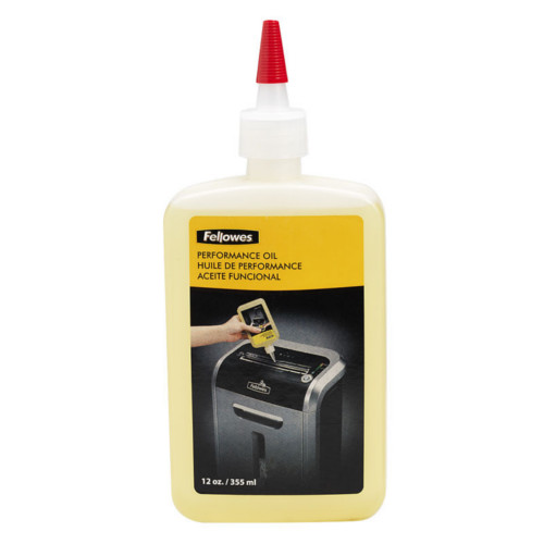 Fellowes Powershred Shredder Oil and Lubricant (PDQ) (3525201) Image 1