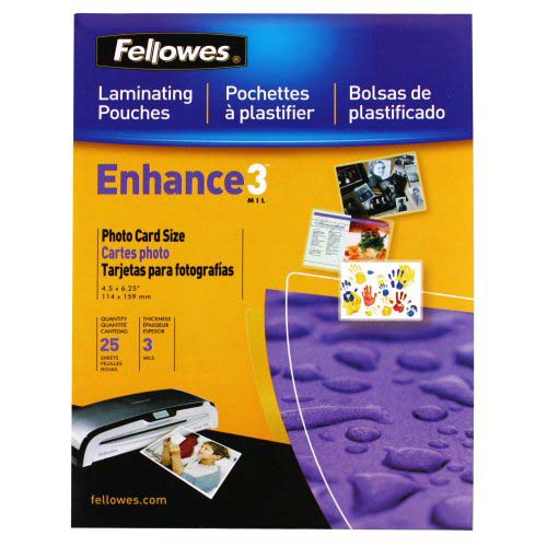 Photo Laminating Pouches Image 1
