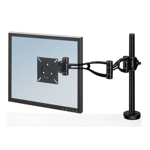 Fellowes Professional Series Depth Adjustable Monitor Arm (FEL-8041601), Work from Home Products Image 1
