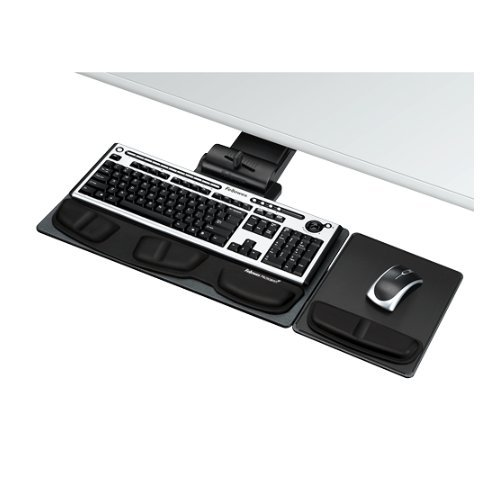 Fellowes Professional Series Executive Keyboard Tray (FEL-8036101), Work from Home Products Image 1