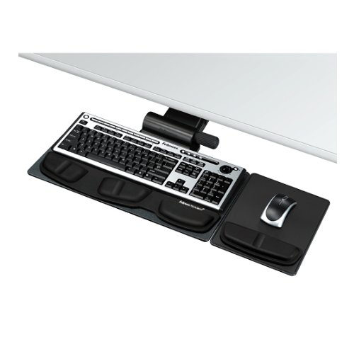 Fellowes Professional Series Premier Keyboard Tray (FEL-8036001), Work from Home Products Image 1