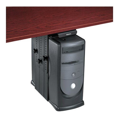 Fellowes Professional Series Underdesk CPU Support (FEL-8036201), Work from Home Products Image 1