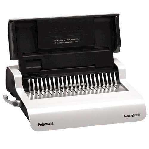 Fellowes Pulsar Comb Binding Machine Image 1