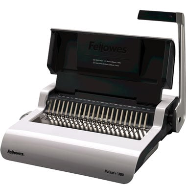 Fellowes Pulsar 300 Binding Machines Image 1