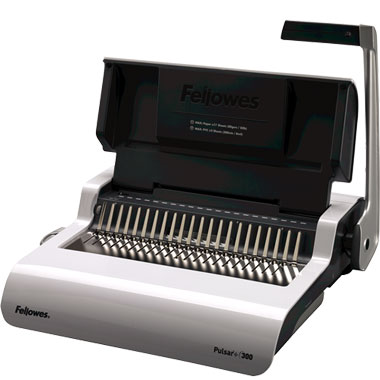 Fellowes Pulsar Binding Machine Image 1