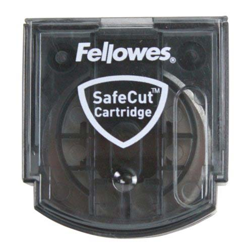 Fellowes SafeCut Straight Replacement Cartridges 2pk (5411404) Image 1
