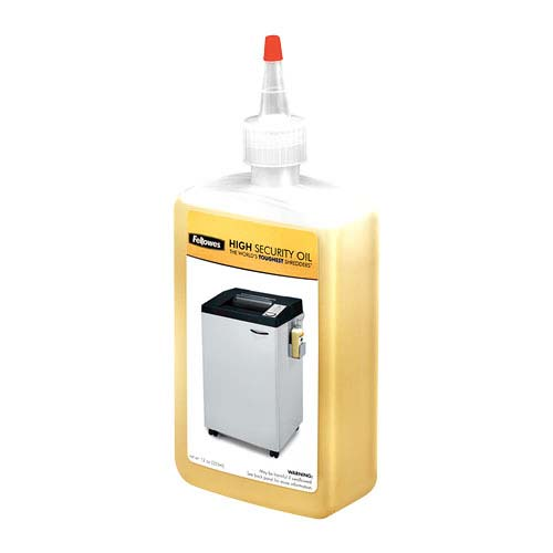 Fellowes Shredder Oil Image 1
