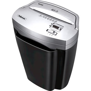 Fellowes Powershred W-11C Deskside Cross Cut Paper Shredder (3103201) Image 1
