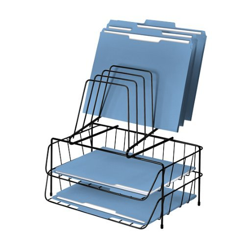 Fellowes Wire Double Tray with Step File (FEL-72391) - $23.13 Image 1