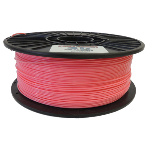 Flamingo Pink 3mm PLA Filament 2.5LB Spool (FPKPLAFSPOOL3) Image 1
