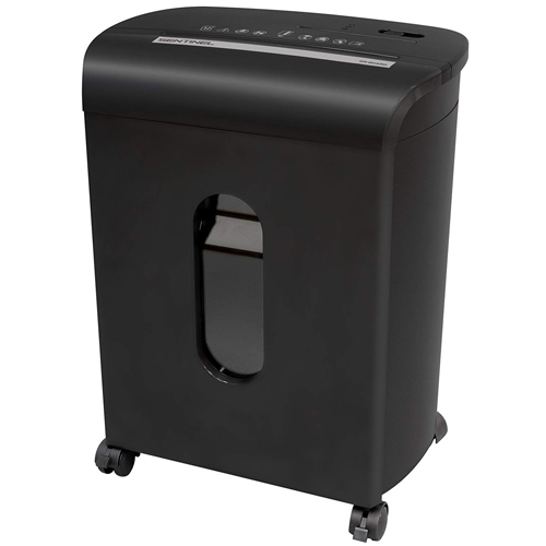 Sentinel 12-Sheet Level P-4 Micro-Cut Paper Shredder (FM122P), Work from Home Products Image 1
