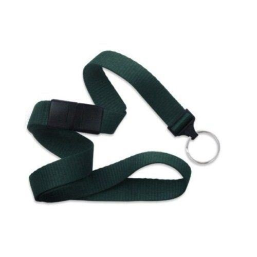 Forest Microweave Break-Away Lanyard with NPS Split Ring - 100pk (MYID21383664) Image 1