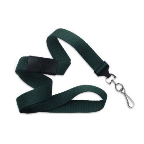 Forest Microweave Break-Away Lanyard with NPS Swivel Hook - 100pk (2138-5014) Image 1