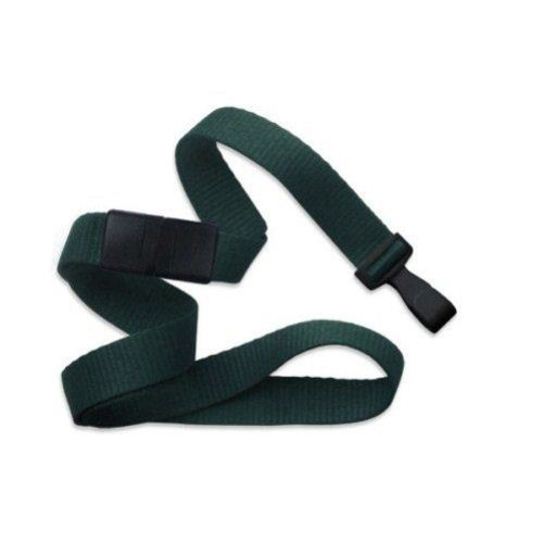 Forest Microweave Break-Away Lanyard with Wide Plastic Hook - 100pk (MYID21384786) Image 1