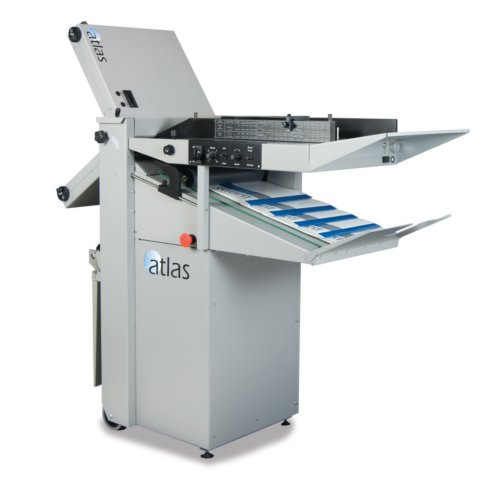 Folding Machine that Folds Small Paper Image 1