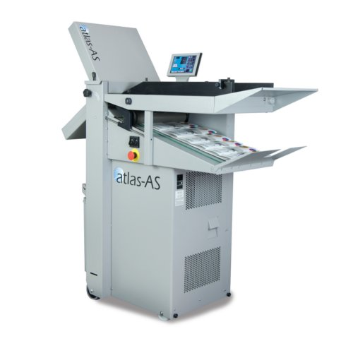 Folding Machine for Small Paper Image 1