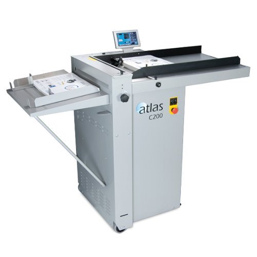 Automatic Perforating and Scoring Machine Equipment Image 1