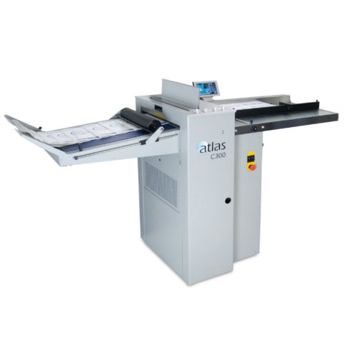 Formax Atlas C300 High-Speed Automatic Creaser and Folder (Atlas-C300) Image 1
