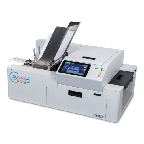 Formax High-Speed Digital Color Printer with 3' Conveyor Stacker (ColorMax8C) - $21195 Image 1
