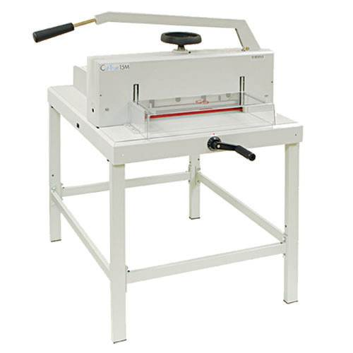 Manual Stack Paper Cutter Image 1