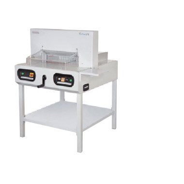 "Formax Cut-True 27S 19"" Semi-Automatic Electric Paper Cutter (FD-CT27S) - $8650 Image 1"