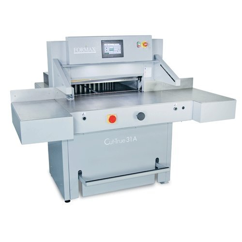 "Formax Cut-True 31A 28"" Electric Guillotine Cutter (Cut-True31A) Image 1"
